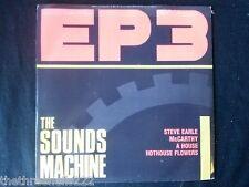 "VINYL 7"" SINGLE - THE SOUNDS MACHINE EP3 - VARIOUS - MACH3"
