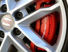 SEAT Cupra Brake Caliper Decals Ibiza Leon 6L 6J 2.0 1.9 TDI 1.8 ALL OPTIONS