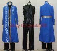 Devil May Cry III Vergil Cosplay Costume Any Size