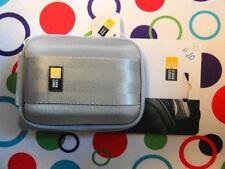 Case Logic Camera Case QPB-201 Gray *Brand New*