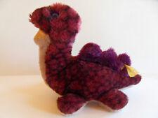 Steiff dino Cosy baby dinosaur button flag stuffed animal 175