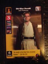 Star Wars Young Jedi TCG Menace of Darth Maul Obi-Wan Kenobi Jedi Padawan