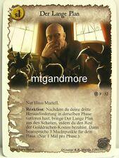 A Game of Thrones LCG - 1x Der lange Plan  #032 - Feuer und Eis