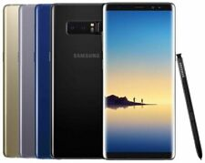 Samsung Galaxy Note8 AT&T VERIZON TMOBILE STRAIGHT TALK BOOST UNLOCKED VERY GOOD