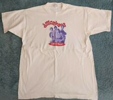"The Monkees ""1967 Tour"" Vintage From The 1990's - T-Shirt Men's XL Two Sided Tee"