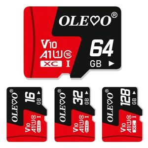 SDHC Micro SD 256GB/128GB /64GB/32GB/16GB  SD/TF Flash Card for Smartphones