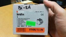 BTDIN - INTERRUTORE SEZIONATORE F74N/100N 100A 4P 4 moduli