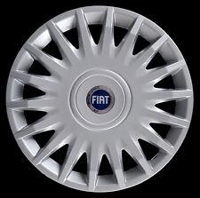 "Fiat Stilo Jtd 2004 Kit 4 Copricerchi coppa ruota 15"" cod. 1252"