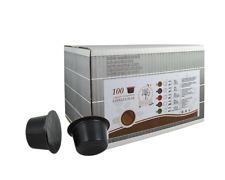 200 cialde capsule caffè SOVRANO DECAFFEINATO compatibili Lavazza BLUE
