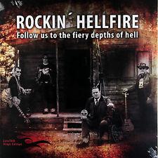 Rockin' Hellfire - Follow Us To The Fiery Depths Of Hell (Limited Vinyl LP) New