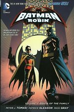 Batman & Robin Volume 3 Death of the Family DC Comics Hardcover - VF/NM