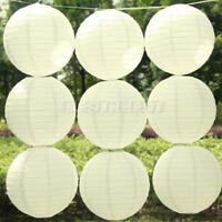 Chinese Paper Hanging Lanterns Lamps Wedding Festival Party Home Outdoor Decor