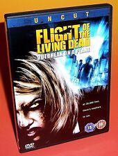 Flight Of The Living Dead : Uncut (2007) DVD Kristen Kerr, Sarah Laine - New