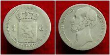 Netherlands - 1 Gulden 1844 ~ Zeldzaam