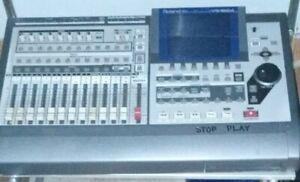Roland VS-1680 Digital Studio Workstation - Gray