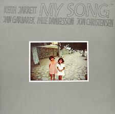 My Song Keith Jarrett Jan Garbarek Palle Danielsson Jon Christensen LP 12`