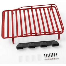 RC4WD VVV-C0280 Roof Rack w/Light Pods 1/18 Gelande D90 Red