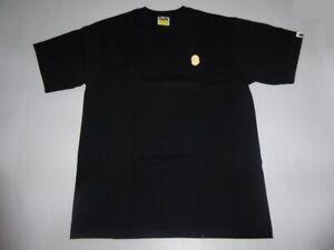10525 bape NW23 one point black tee L