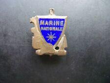 Réduction Boutonnière . Marine Nationale  ( ancien )