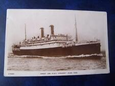 R.M.S. Otranto  Ships Shipping Boats Maritime Liners Merchant Navy