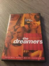 The Dreamers Dvd, 2004, Nc-17 Version - Eva Green, Bertolucci