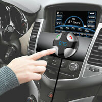Bluetooth Handsfree Wireless Car FM Transmitter MP3 Player & 2 USB Charger Kit E