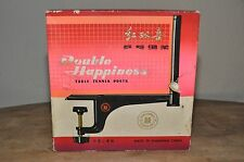 """Vintage DOUBLE HAPPINESS """"Table Tennis Posts"""""""