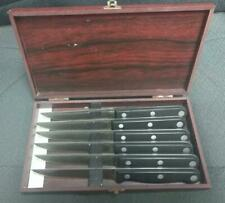Slitzer Box Set Knives Set of 6 Dinner Knives