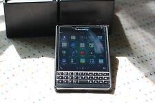 BlackBerry Passport - 32GB - Black Smartphone -Unlocked
