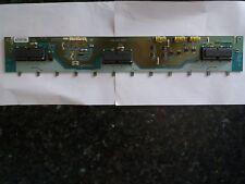 Inverter board SSI400_12A01 REV 0.3 for toshiba 40LV933G