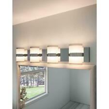 Design House Haswell 32-Watt Polished Chrome Integrated LED Bath Light 577791