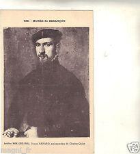 Art - cpa - Simon RENARD, ambassadeur de Charles Quint par Antoine MOR ( i 3018)