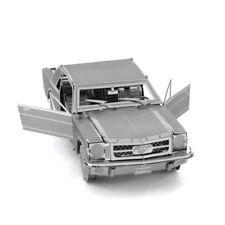 1965 Ford Mustang Metal Earth 3d Laser Cut Car Miniature Model Kit 2 Sheets