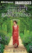 Summerset Abbey: Spring Awakening by T. J. Brown (2014, CD, Unabridged)