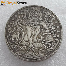 Hobo Nickel COIN roman booteen Hand Carved Coins Eagle Claw US Dollar  COINS