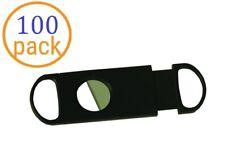 Wholesale 100 Pack Bulk Stainless Steel Single Blade 56 Ring Gauge Cigar Cutter