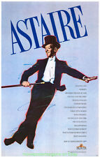 FRED ASTAIRE MOVIE POSTER 23 By 36 Inch 1980's Video Store Distribution RARE!