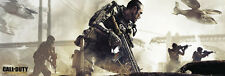 "CALL OF DUTY DOOR POSTER ""ADVANCED WARFARE COVER"" LICENSED ""1.5 METER TALL"""