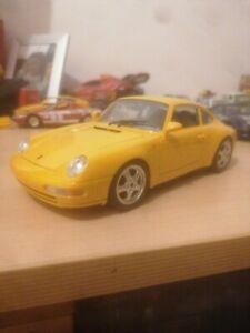 Burago Bburago 1 18 Porsche 911 Carrera