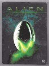 COFFRET 9 DVD / ALIEN - QUADRILOGY / EDITION COLLECTOR VF