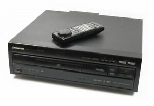 Pioneer CLD-D925 NTSC / PAL Laserdisc & CD Player with Remote - Free P&P - Te...