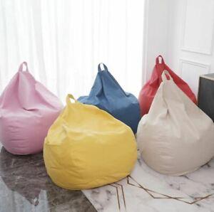 Bean Bag Cover - Waterproof XL 100 x 120 cm Size + FREE Change liner