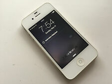Apple iPhone 4s White 16Gb condition FAULTY