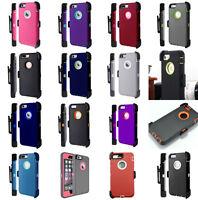 Wholesale Lot iPhone 6 6S Case Cover(Belt Clip fits Defender series)
