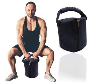 Portable Kettlebell Bag Fitness Sandbag Special Iron Sand Strength Training Gym