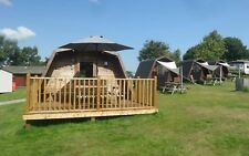 Camping Cabin Holiday Yorkshire - Vouchers