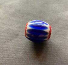 Alte Glasperle, ,Old Glass Bead Indonesien Java China Tibet Nepal Buddha 299