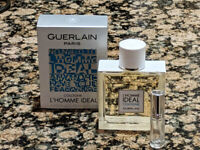 Guerlain - L'Homme Ideal - Cologne - 5ml Sample in Refillable Atomizer