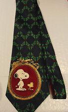 Snoopy & Woodstock In Portrait tie