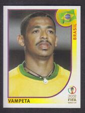Panini - Korea Japan 2002 World Cup - # 178 Vampeta - Brasil